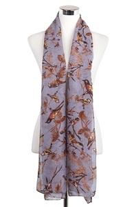 Garden Bird Fashion Scarf