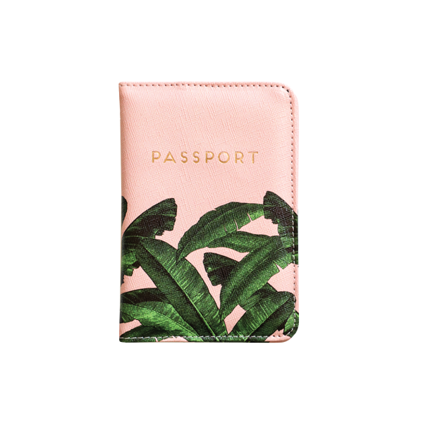 Alice Scott Travel Accessories - Passport Cover