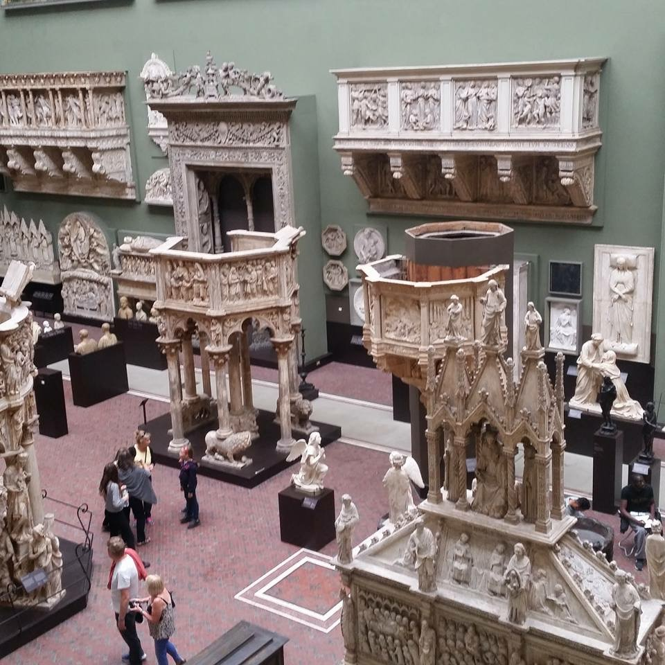 Free things to do in London - Inside the V&A