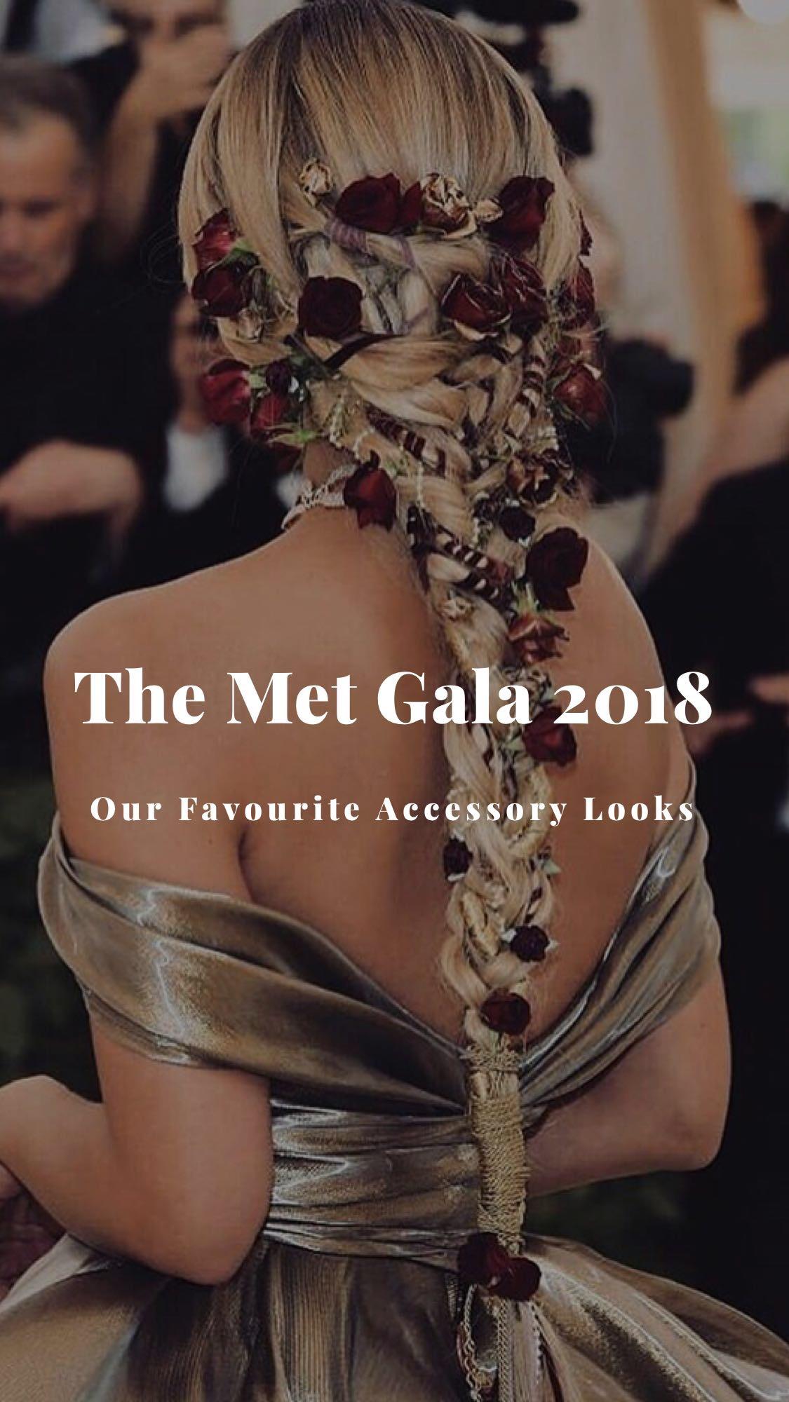 The Met Gala 2018