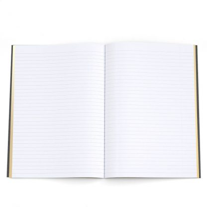 Get Stuff Done A5 Notebook - Inside