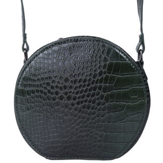 Sloane Green Circle Cross Body Bag