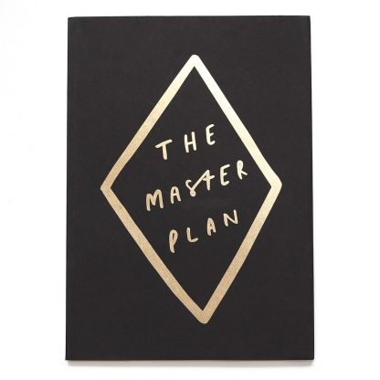 The Master Plan A5 Notebook