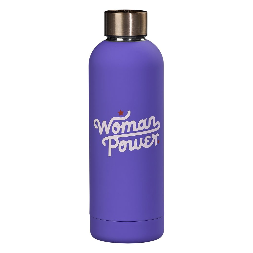 Yes Studio Woman Power Water Bottle