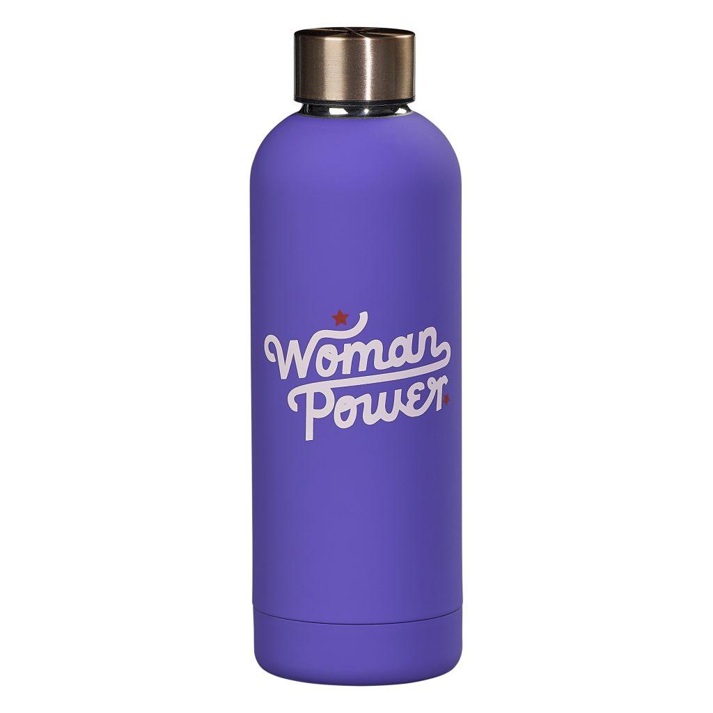 Yes Studio Woman Power Water Bottle
