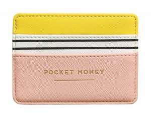 Alice Scott 'Pocket Money' Card Holder