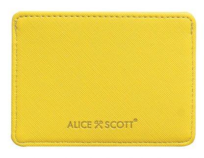Alice Scott 'Pocket Money' Card Holder Back