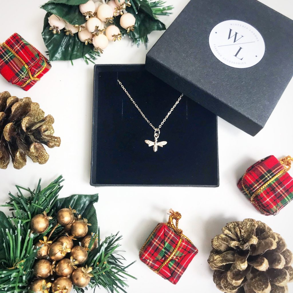 The Jewellery Lovers Christmas Gift Guide - Sterling Silver Bee