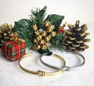 The Jewellery Lovers Christmas Gift Guide - Knot Bangle