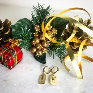 The Jewellery Lovers Christmas Gift Guide - Rose Earrings