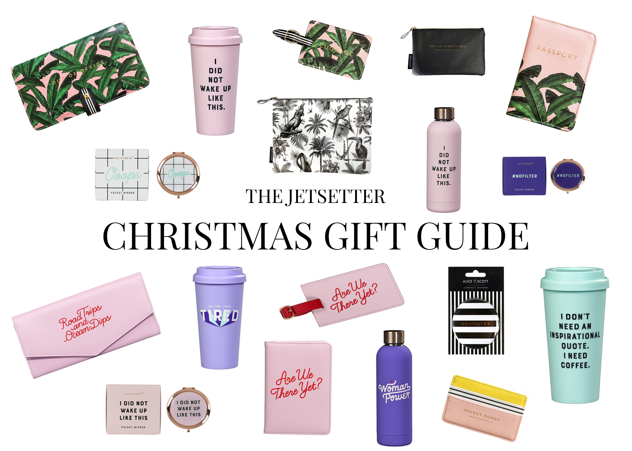 The Jetsetter Christmas Gift Guide