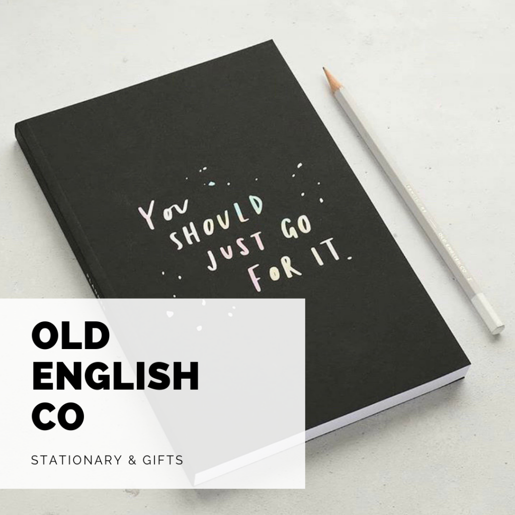 Shop Old English Company - Stationary and Gifts