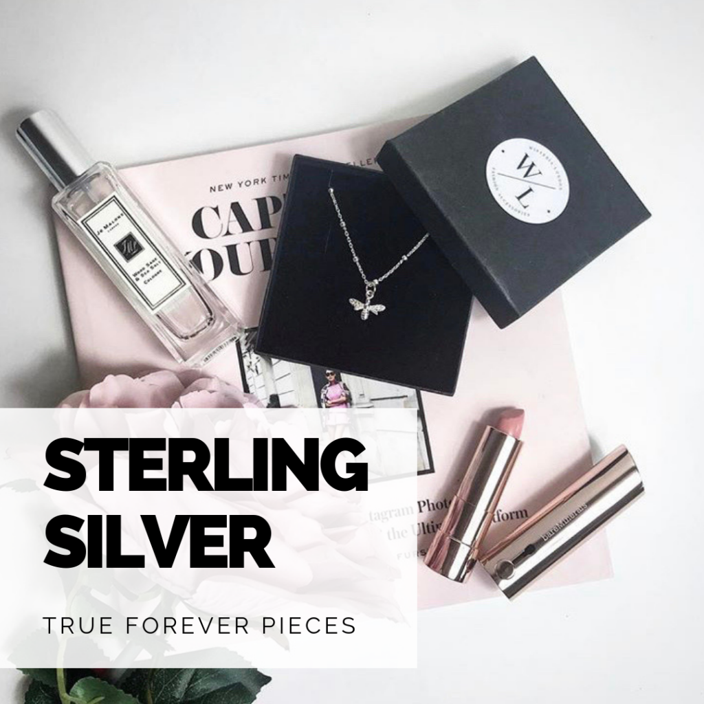 Wisteria London Sterling Siler Jewellery - True Forever Pieces