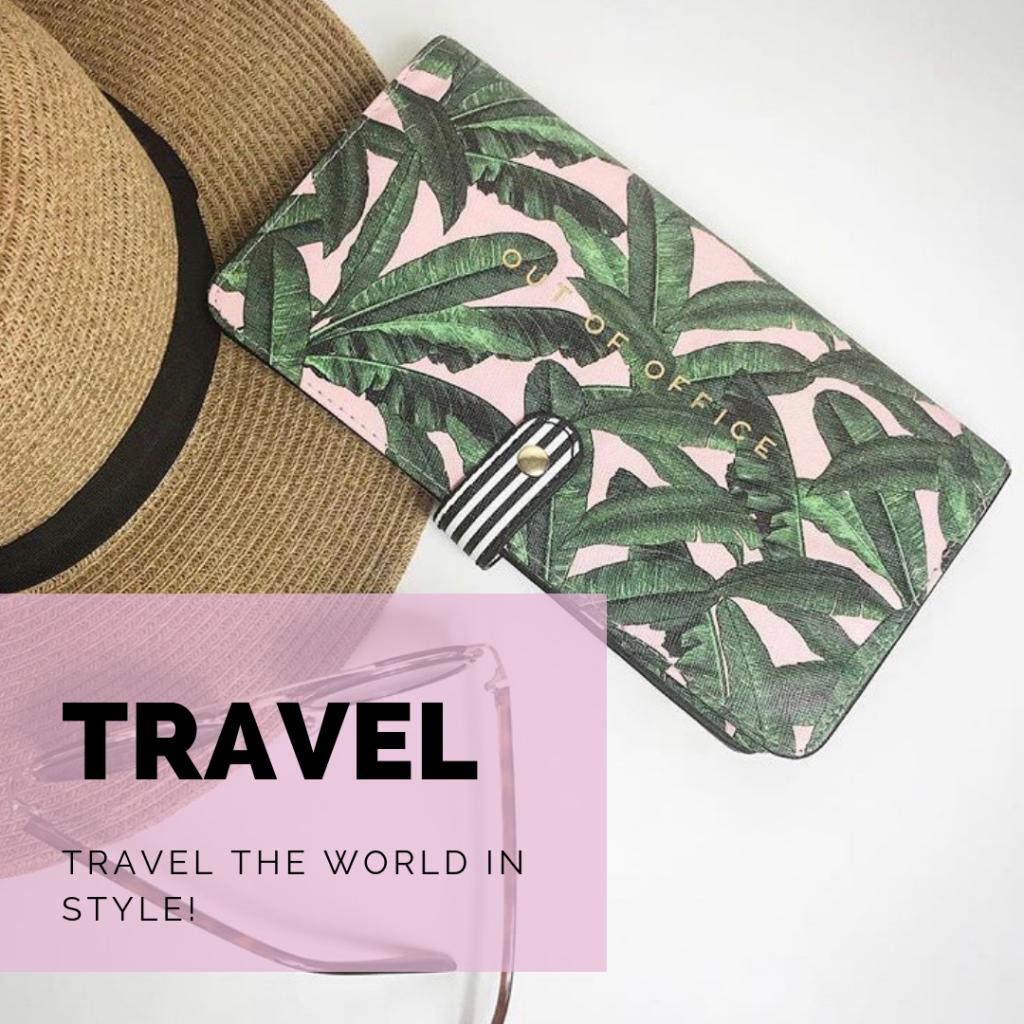 Shop Travel Accessories