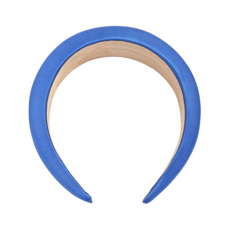 Connie Blue Padded Headband