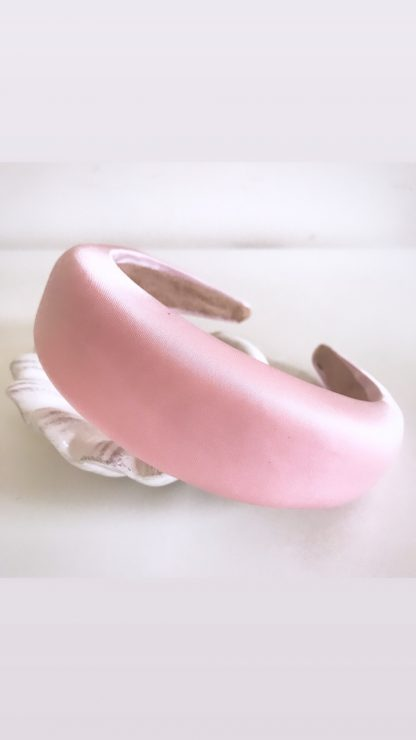 Connie Baby Pink Padded Headband