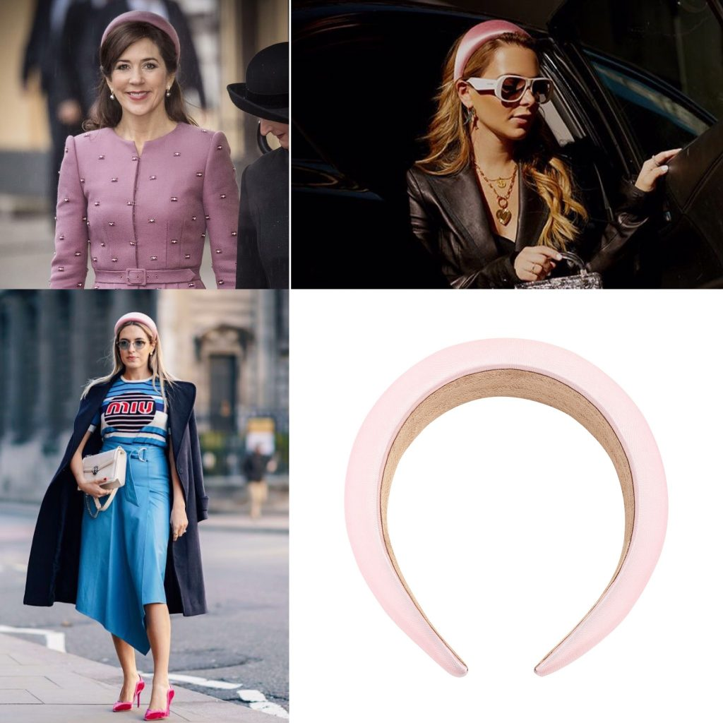 4 Headband Styles Having Their Moment - Made You Blush