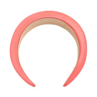 Connie Salmon Padded Headband