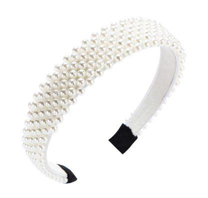 Marielle Pearl Embellished Headband