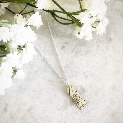 'Make A Wish' Dandelion Necklace