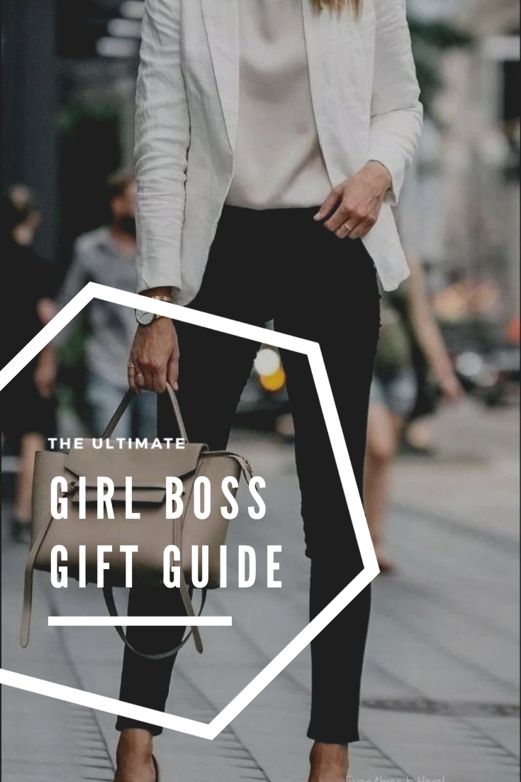 The Ultimate Girl Boss Gift Guide