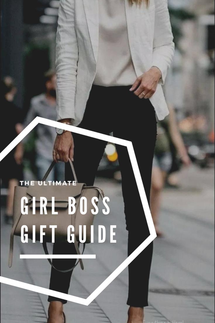 The Ultimate Girl Boss Gift Guide
