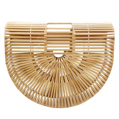 Amara Large Bamboo Bag