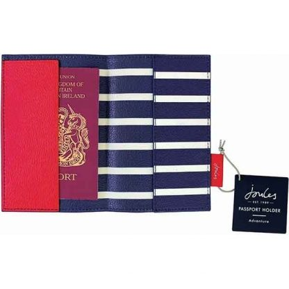 Joules 'Fly Away' Bee Passport Cover