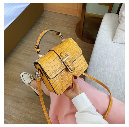 Harlow Structured Cross Body