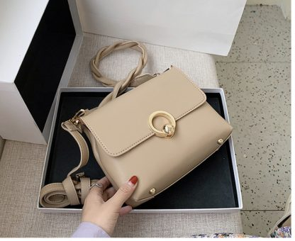 Sienna Beige Shoulder Bag