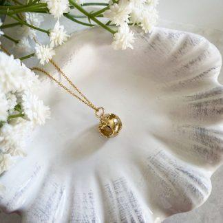 Beautiful World Globe Necklace
