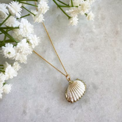 Cali Shell Necklace
