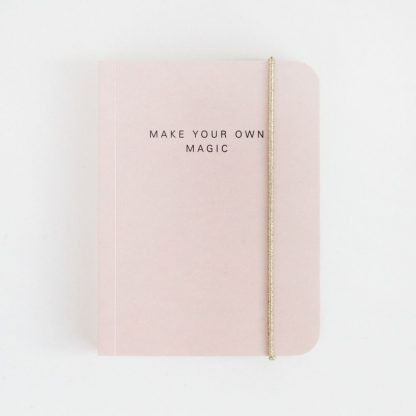 Caroline Gardner 'Make Your Own Magic' Notebook