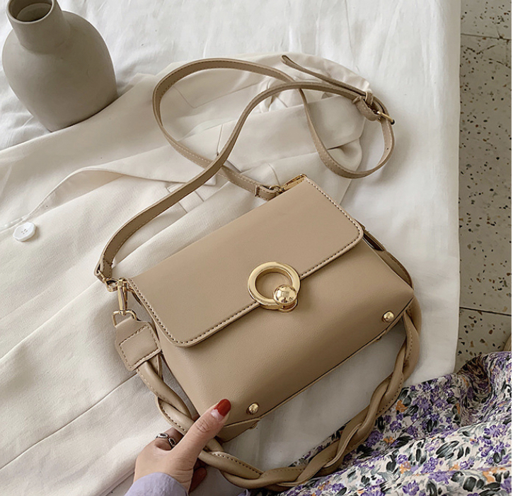 New In: Handbags - Sienna Beige Shoulder Bag