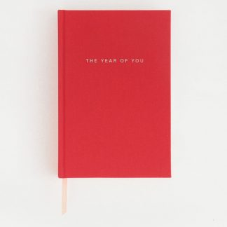 Caroline Gardner 'Year of You' Journal