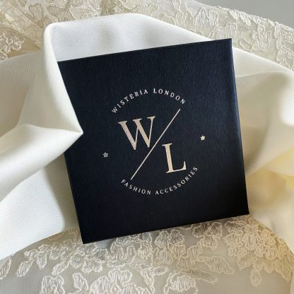 Wisteria London Gift Box and Business Card