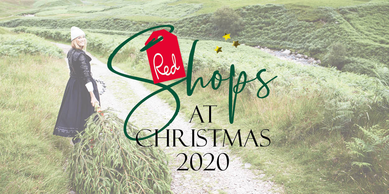 Red Shops At Christmas 2020 Online Pop Up Boutique
