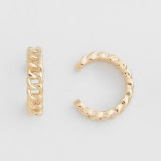Chain Hoop Ear Cuff