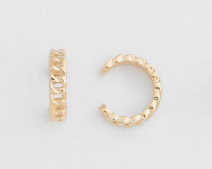 Chain Hoop Ear Cuff