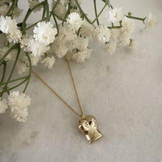 Hera Female Torso Necklace