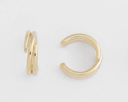 Linear Hoop Ear Cuff