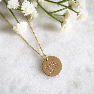 BE YOUtiful Necklace