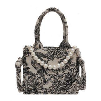Kali Jacquard Mini Bag