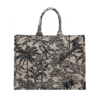 Kali Jacquard Large Tote Bag